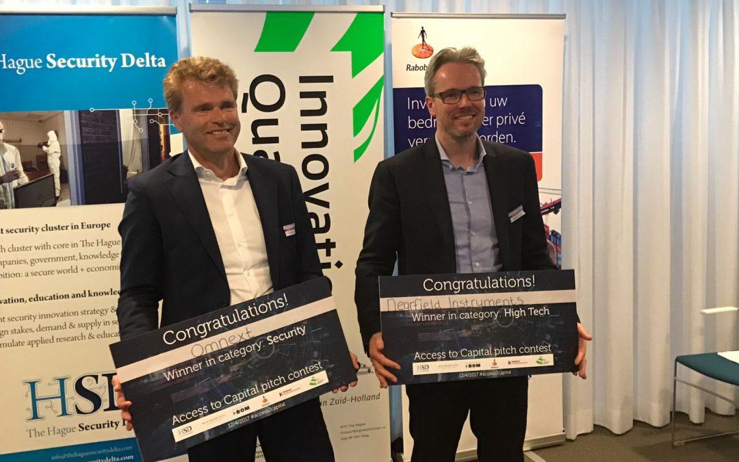 Omnext wint de eerste prijs!